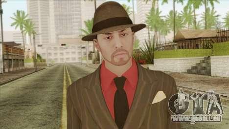 GTA 5 Online Skin 2 pour GTA San Andreas troisième écran