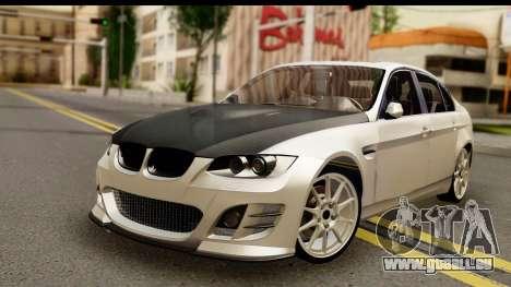 BMW M3 E90 Hamann pour GTA San Andreas
