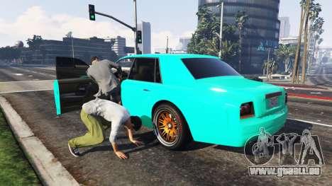 GTA 5 Carjacking zweite Screenshot