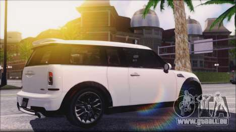 SweetGraphic ENBSeries Settings für GTA San Andreas dritten Screenshot