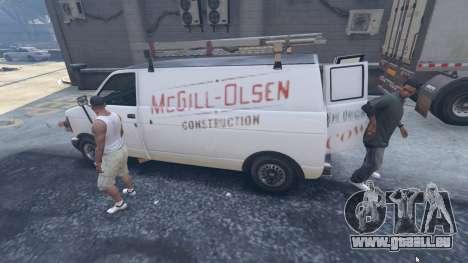 GTA 5 Lamar Missions v0.1a deuxième capture d'écran