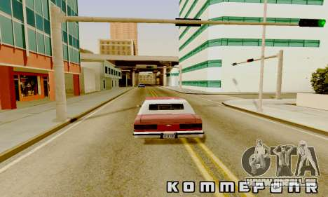 Light ENB Series v3.0 für GTA San Andreas her Screenshot