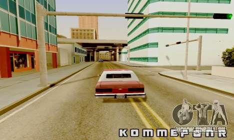 Light ENB Series v3.0 für GTA San Andreas her Screenshot