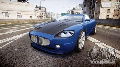 GTA V Ocelot F620 R für GTA 4