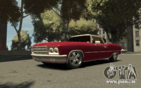GTA 3 Yardie Lobo HD pour GTA 4