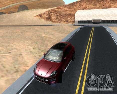 Porsche Macan Turbo pour GTA San Andreas
