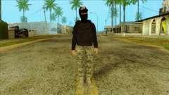 Sicario Skin v10 für GTA San Andreas