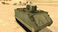 Der Schützenpanzer M113