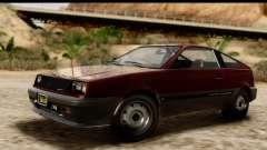 GTA 5 Dinka Blista Compact