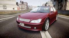 Emperor Lokus LS 350 Elegance pour GTA 4