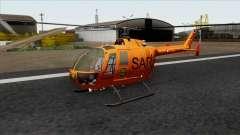 MBB BO-105 Basarnas für GTA San Andreas