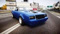 Willard Faction Turbo T für GTA 4
