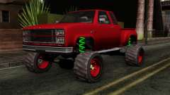 Bobcat Fx4 pour GTA San Andreas