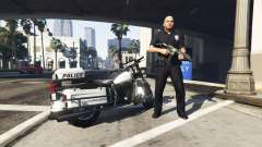 Police Mod 1.0b pour GTA 5