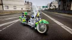GTA V Western Motorcycle Company Sovereign BRA pour GTA 4