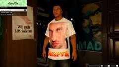 T-shirt for Franklin. - Fizruk