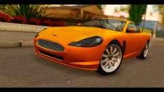 GTA 5 Dewbauchee Super GT pour GTA San Andreas