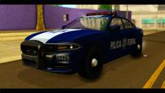 Dodge Charger 2015 Mexican Police