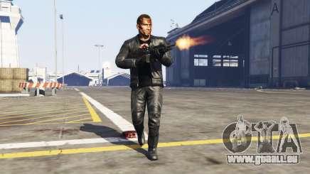 Terminator pour GTA 5