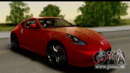 Nissan 370Z Nismo 2010 pour GTA San Andreas