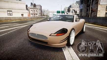 Dewbauchee Super GTO 77 für GTA 4