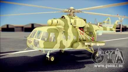 Mi-8 Hip für GTA San Andreas
