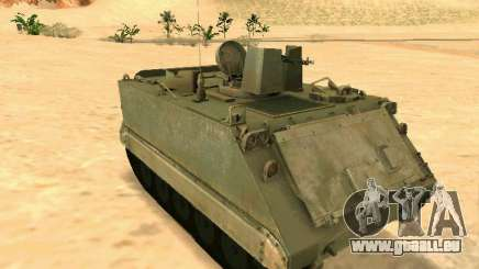 Le M113 Blindés De Transport De Personnel pour GTA San Andreas