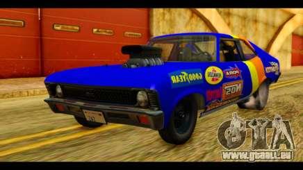 Chevy Nova NOS DRAG für GTA San Andreas