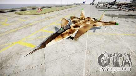 MiG 1.44 IFM pour GTA 4