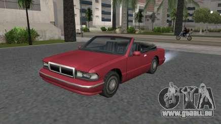 Premier Cabrio für GTA San Andreas