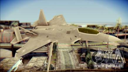 F-22 Gryphus, Falco and Antares pour GTA San Andreas