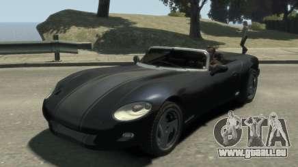 GTA 3 Bravado Banshee HD pour GTA 4