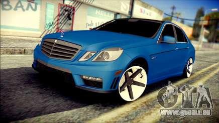 Mercedes-Benz AMG für GTA San Andreas