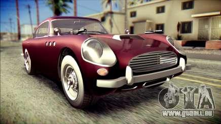 GTA 5 Dewbauchee JB 700 pour GTA San Andreas