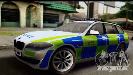 BMW 530d Kent Police RPU für GTA San Andreas