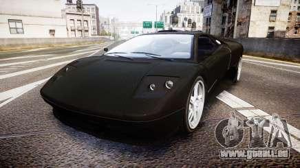 Pegassi Infernus Full Carbon pour GTA 4