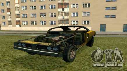 Dodge Charger RT HL2 EP2 pour GTA San Andreas