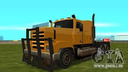 PS2 RoadTrain für GTA San Andreas