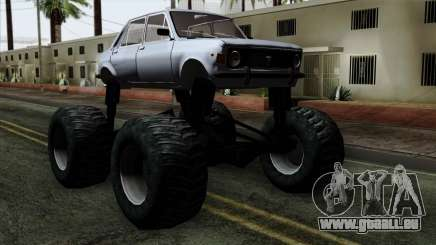 Zastava 1100 Monster für GTA San Andreas