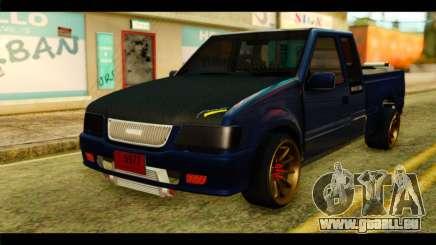Isuzu Dragon für GTA San Andreas