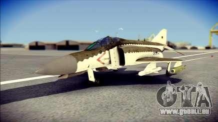 McDonnell Douglas F-4F Luftwaffe pour GTA San Andreas