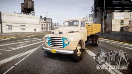 Ford F-6 1949 pour GTA 4
