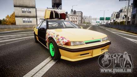 Vapid Fortune Drift für GTA 4
