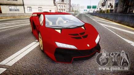 GTA V Pegassi Zentorno für GTA 4