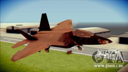 F-22 Raptor G1 Starscream pour GTA San Andreas