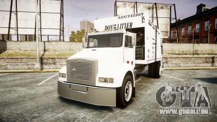 HVY Biff Trashmaster für GTA 4
