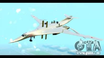 TU-160 Blackjack für GTA San Andreas
