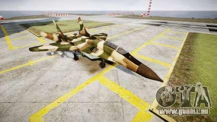 Le MiG-29 pour GTA 4