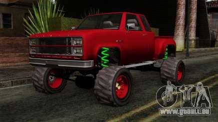 Bobcat Fx4 für GTA San Andreas