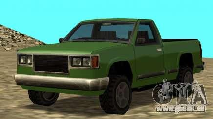 PS2 Yosemite pour GTA San Andreas